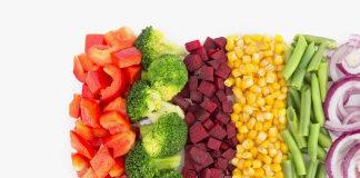 Овощи, фрукты замороженные