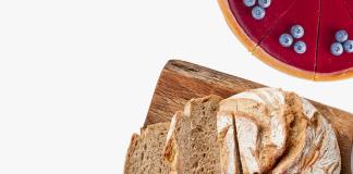 Хлеб, торты, сладости