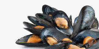 Морепродукты, креветки