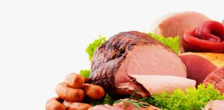 Мясо, птица, колбасы